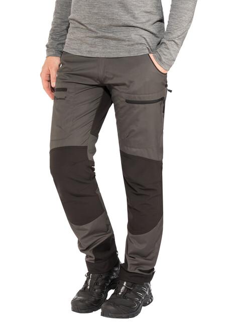 Pinewood Caribou TC Pants Men Dark Grey/Black